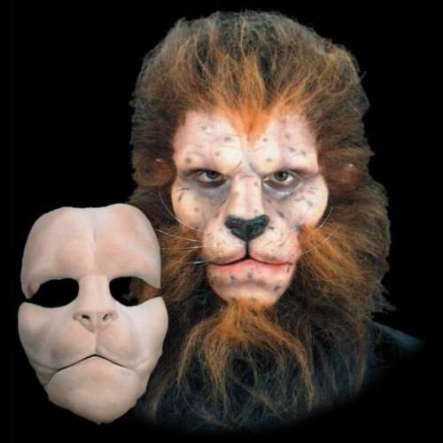 Lion Foam Latex Mask Professional Prosthetic Adult Size