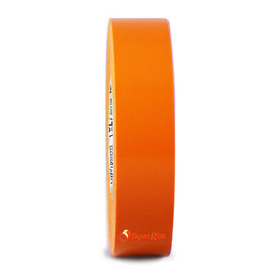 Tapessupply 1 Roll Orange Electrical Tape 34 X 66 Ft