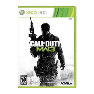 Call Of Duty 3 Modern Warfare (Xbox 360)