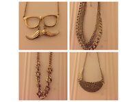 Ladies Necklaces - £1 each!