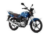 LEXMOTO ZSF 125cc LEARNER LEGAL MOTORCYCLE