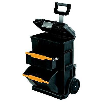 Rolling Tool Box Organizer Storage Portable Chest Case Garag