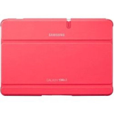 Samsung Galaxy Tab 2 10.1 Magnetic Book Cover Case (pink)