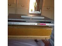 Sony hdd DVD player