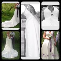 Plus size wedding dress TRADE for iPhone 5s or 6