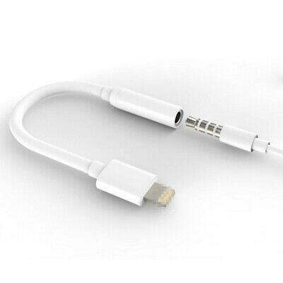 APPLE IPHONE LIGHTNING 3.5 AUX AUDIO ADAPTER