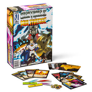 Sentinels of the Multiverse -  *Enhanced* Board game Boardgame