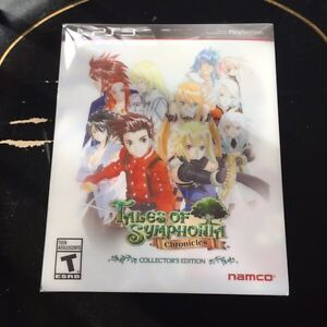 Tales of Symphonia Chronicles HD Collectors Edition