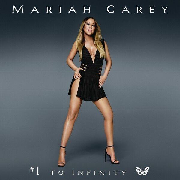 MARIAH CAREY - #1 TO INFINITY  CD NEU