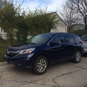 2015 Honda CRV SE, navi, safetied, PRIVATE SALE one tax
