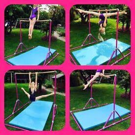 Gymnastics bar, Calisthenics, chin ups