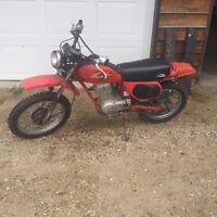 1982 Honda xl80