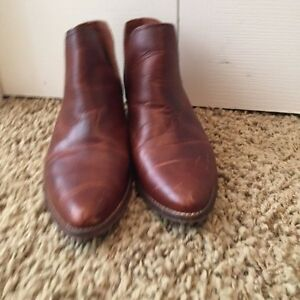 Steve Madden leather boots brand new! Size 8 Cambridge Kitchener Area image 2
