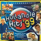 cd - Various - De Allergrootste Hollandse Hits '99
