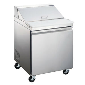 Omcan Sandwich Table -Commercial Food Equipment Sale