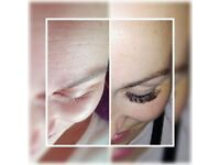 Semi Pernament eyelashes 1:1, 2D-6D and Shellac Manicure and Pedicure
