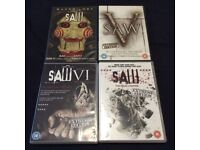 Saw Collection 1-7