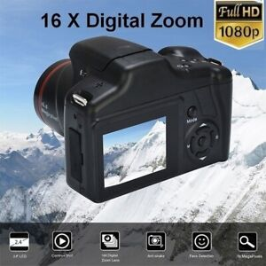 6 X Digital Zoom Full HD 16MP 1080P Digital Camera DSLR