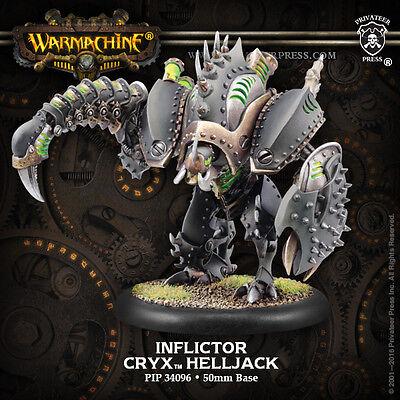 Warmachine: Cryx Inflictor/Seether Heavy Warjack PIP 34096