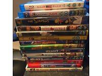 Kids DVDs & Blu-Rays