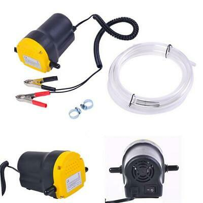 Electric Oil Diesel Fluid Extractor Transfer Scavenge Suction Pump For Car Truck