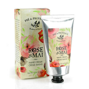 Pre de Provence, ROSE de MAI HAND CREAM (75ml-2.5fl oz)  European Soap Co.