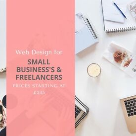 Web Design for Small Business's and Freelancers