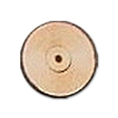 (0,34€/Stück) Block-Seilrolle 8,0 mm Bohrung 2,0 mm, 25er Pack