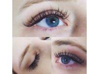 Lash perfect individual eyelash extensions