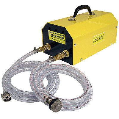Draft Beer Line Cleaning Pump - Electric Commercial Kit - Bar Restaurant Pub