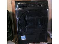 Black BEKO tumble dryer 7kg condenser warranty included special offer £159.99