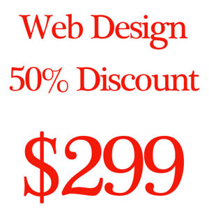 Professional web design at affordable prices