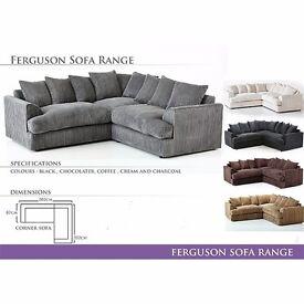 Ferguson corner sofa