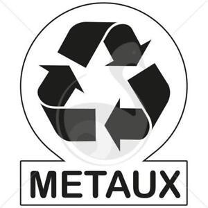 RECYCLAGE DE METAUX ELECTRO FERAILLE SCRAP RAMASSONS TOUT GRATUI