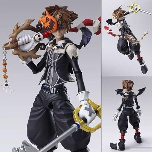 Kingdom Hearts II Sora Halloween Town Bring Art action figure Square Enix