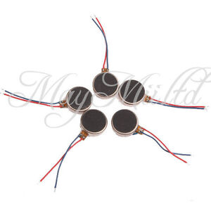 Hot-5pcs-3V-4-5V-0-06A-Micro-Flat-Button-Cellphone-Vibrator-Motor-Dia-10mm-I