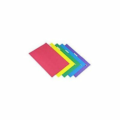 New Staples 345001 Assorted Colors 5-tab Hanging File Folders Legal 25box