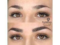 Semi-Permanent Eyebrows - Microblading & Ombre
