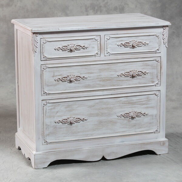 shabby chic look drawers