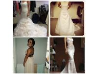 Gown alteration