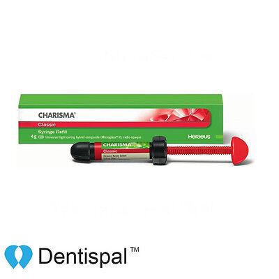 Charisma A3 Syringe Composite 1 - 4 Gm Heraeus Kulzer 66056078