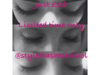 🎀 Eyelash Extensions mobile therapist 🎀
