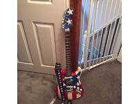 Fender Wayne Kramer relic stratocaster