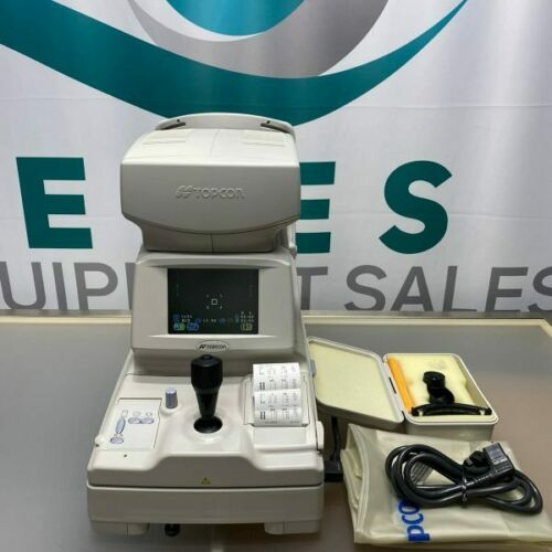Topcon KR-8900 Auto Kerato Refractometer