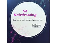 SJ HAIRDRESSING