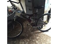 Job lot of 4 bikes- bought at auction not stolen!