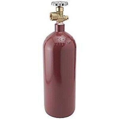20cf Cylinder Tank For Nitrogen Argon Helium G-mix Beer Gas Welding Homebrew