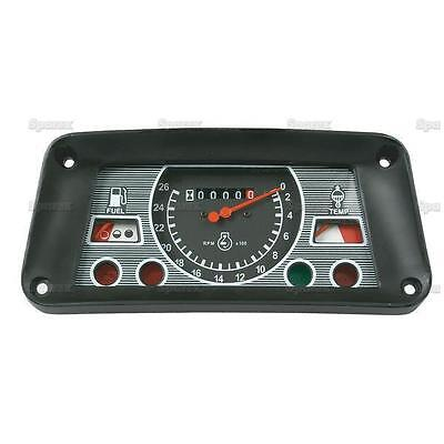 Ford Tractor Instrument Gauge Cluster 3400 3500 3550 4400 4500 Backhoeloader