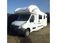 Rimor Katamarano 9- 6/7 Berth Motorhome Available to Hire