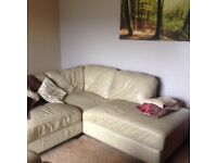 Sofa and recliner chair